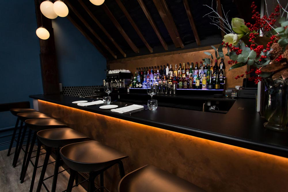 Loft St Albans Bar Area
